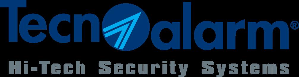 Logo Tecnoalarm con HI-TECH